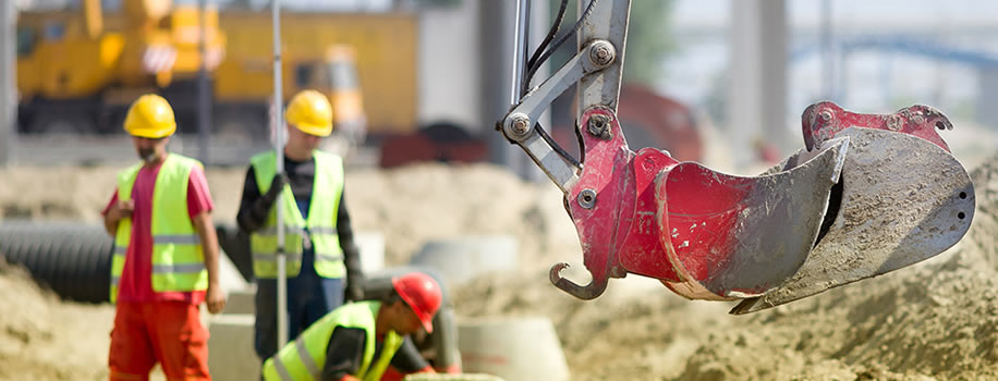 Security Solutions for Construction Site