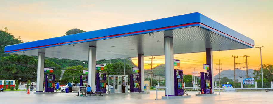 Security Solutions for Gas Stations